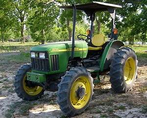 John Deere 5220 5320 5420 5520 Tractor Operation Manual