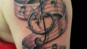 get-cool-half-sleeve-tattoo-designs-music-5476521 « Top ...