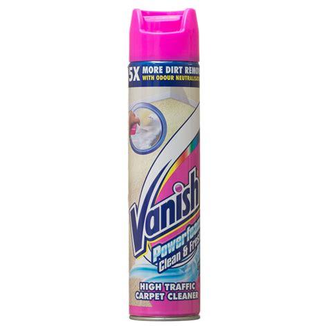 vanish powerfoam ml stain remover carpet cleaner
