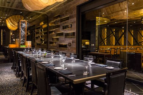 remodeled jean georges steakhouse