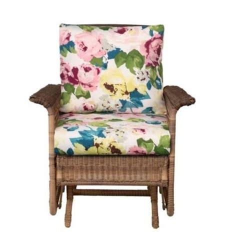 outdoor wicker seat chair furniture cushion set