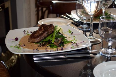 steak dinner picography free photo