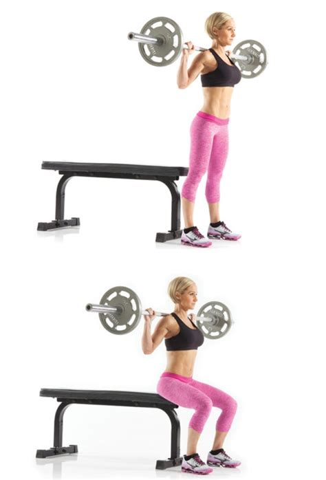 Glutes Workout & Exercises For Women  20 Butt Lift