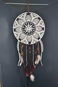 Attrape Reve Fait Main : attrape r ve crochet fait main port offert ~ Dode.kayakingforconservation.com Idées de Décoration