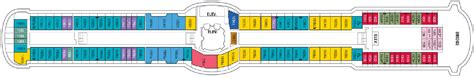 brilliance of the seas deck plans 10 aktueller deckplan der brilliance of the seas
