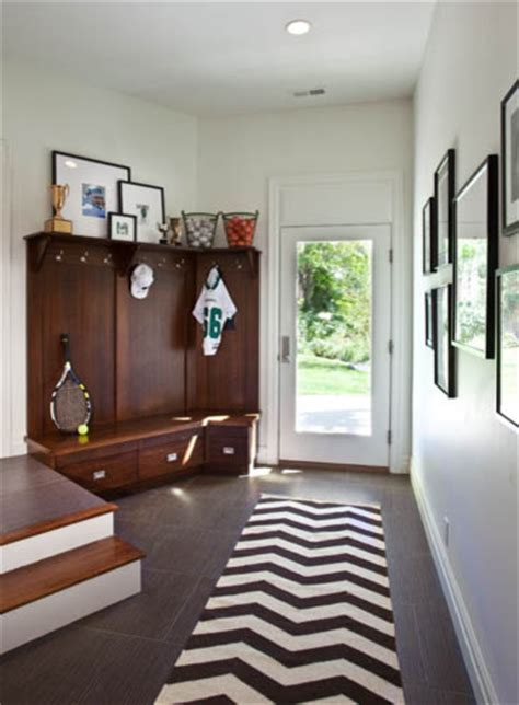 mud room modern entry salt lake city by kristin rocke