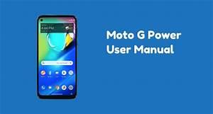 Tracfone Moto G Power  Xt2041dl  User Manual