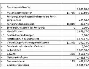 Ist Zuschlagssatz Berechnen : finanzwirtschaft im industrieunternehmen karteikarten online lernen cobocards ~ Themetempest.com Abrechnung