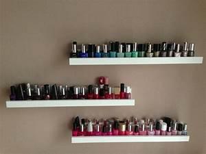 Bilderleiste Selber Machen : die besten 17 ideen zu nagellack regale auf pinterest nagellackregal nagellack organisieren ~ Markanthonyermac.com Haus und Dekorationen