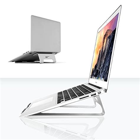 Macbook Air Desk Stand by Macbook Stand Limeno Aluminum Laptop Desktop Stand For