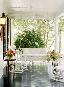 summer porch swing sets With relax warm and decorating front porch ideas