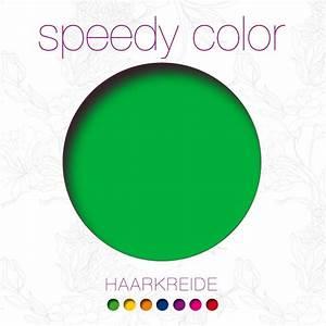 Speedy Color Haarkreide Mit 7 Farben Im Set Zum Haare
