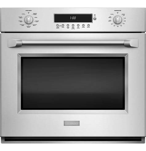 monogram  professional electronic convection single wall oven zetphss ge appliances
