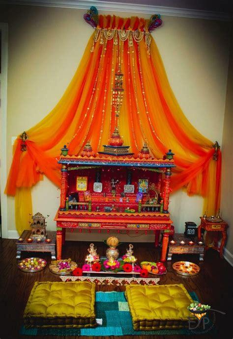 festive diwali home decor temple enhance  palate