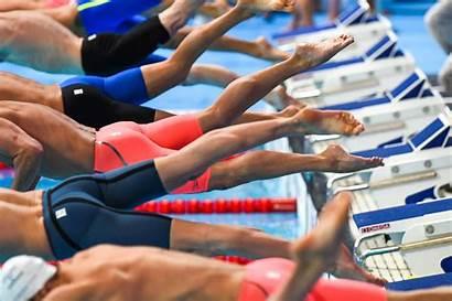 Swimming Swim Starts Slingshot Frog Squat Start