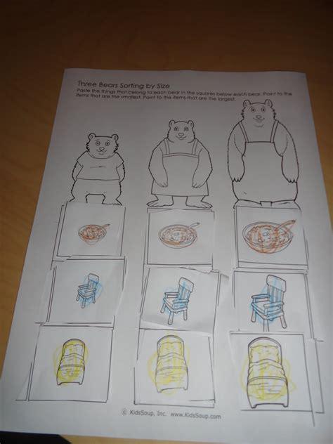 izzie mac   goldilocks    bears