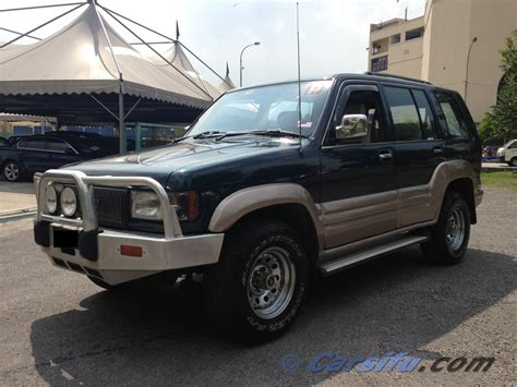 how things work cars 1995 isuzu trooper seat position control isuzu trooper 3 2 a leather seat for sale in klang valley by sincereauto