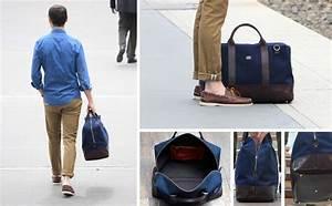 Sac De Voyage Cuir Homme : sac de voyage homme en cuir magnifique ~ Melissatoandfro.com Idées de Décoration