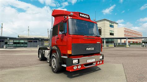 Iveco Fiat by Iveco Fiat 190 38 Turbo Special Para Truck Simulator 2