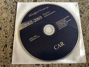 2002 2003 Ford Mustang Focus Lincoln Ls Service Manual