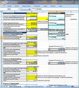 investment calculator keywordsfindcom With project roi template