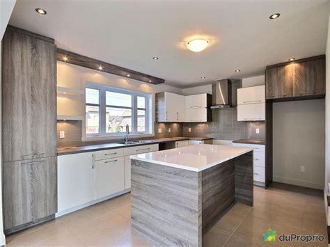 armoire de cuisine moderne cuisine de rêve à voir à sherbrooke duproprio cuisine