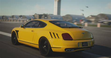 Bentley Continental Gt3, The Crew, Car Hd Wallpapers