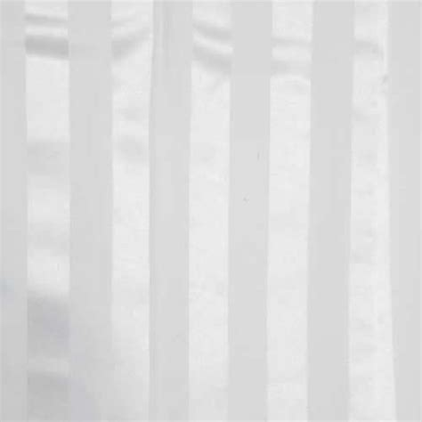 shower curtain white 100 treated polyester