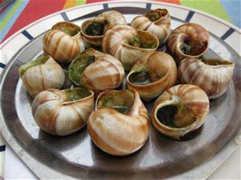 cuisine escargots the traditional quot escargots à la bourguignonne quot