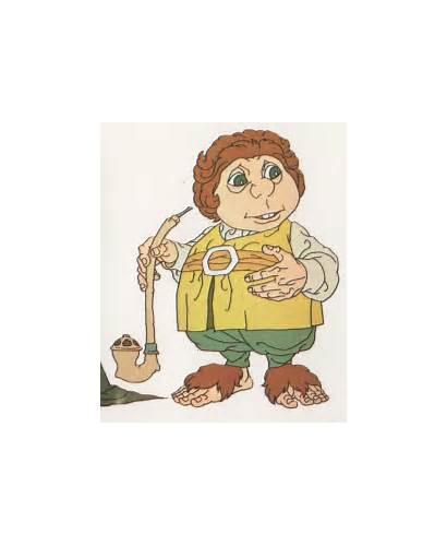 Bilbo Baggins Character
