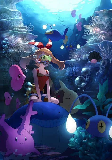 Underwater Pokémon Know Your Meme