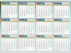 Cetak kalender 2018 dengan harga paling murah dan desain