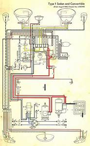 Coil Wiring Diagram For 63 Vw Bug