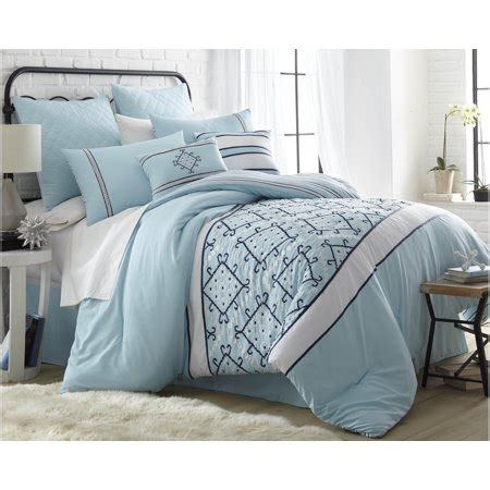 walmart size comforter 8 embroidered comforter set arizona