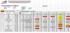 first article inspection advanced inspection services With first article inspection procedure template