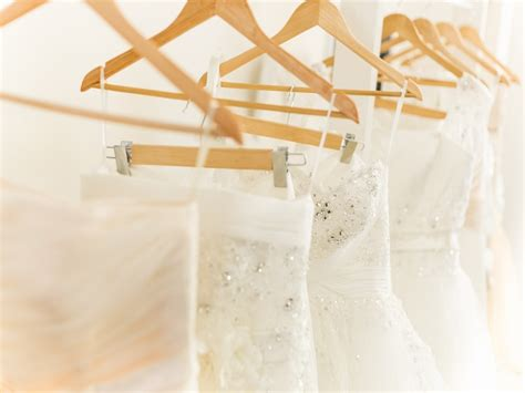 diy how to clean and preserve your wedding dress the