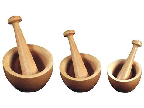 mortier cuisine mortier de cuisine bois ø 10 cm avec pilon