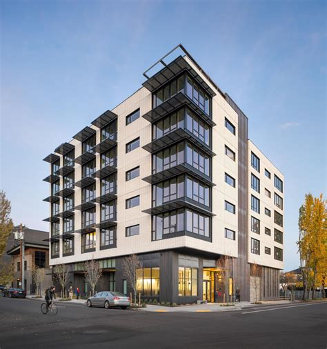 Appartments In by Muse Apartments Gbd Architects Portland Oregon