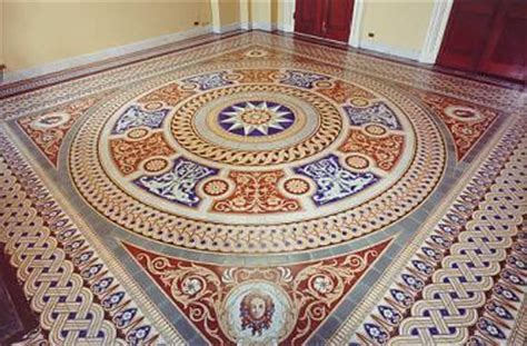 What are Encaustic Cement Tiles?