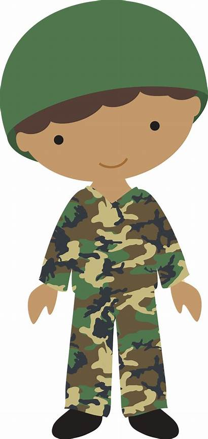 Soldier Clipart Clip Military Cliparting
