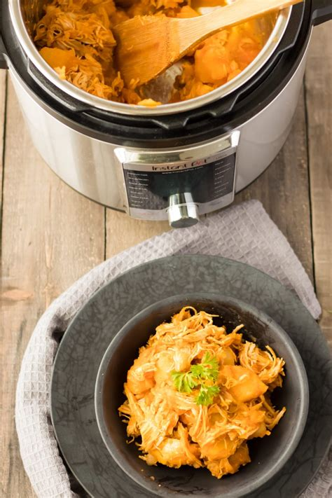 Most of my mom's business friends are chinese. The Best Instant Pot BBQ Chicken with Potatoes   Recipe ...