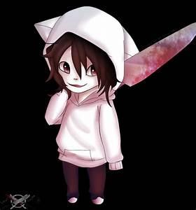 Jeff The Killer Chibi by lasky111 on DeviantArt