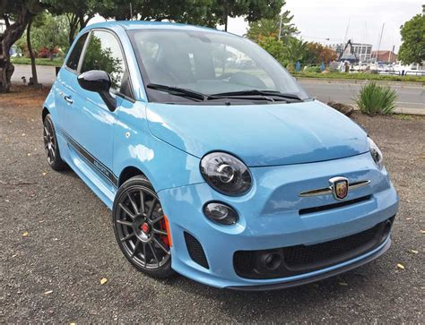Fiat 500 Abarth Insurance by 2016 Fiat 500 Abarth Test Drive Our Auto Expert
