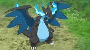 respect mega charizard x pokemon anime