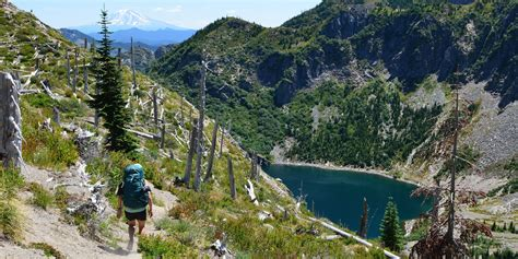 margaret mount backcountry lakes st helens washington backpacking hiking outdoor outdoorproject