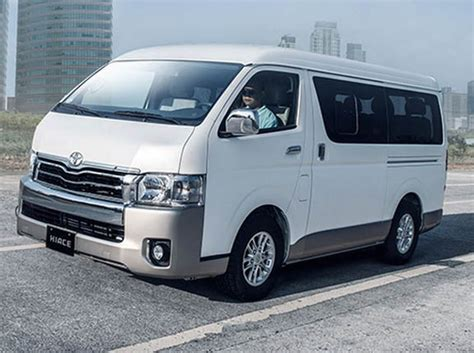 Toyota Hiace Backgrounds by Toyota Hiace 2019