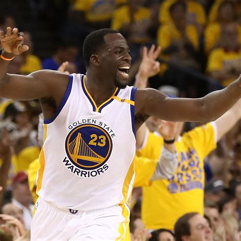 Draymond Green Is Golden State Warriors' Ultimate Playoff ...