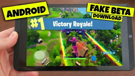 do not this fortnite mobile android beta
