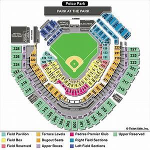 Dodger Stadium 3d Seating Chart Ballpark Seating Charts Ballparks Of Baseball