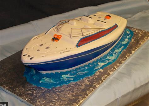 Speed Boat Birthday Cake by Speed Boat Cakes Related Keywords Speed Boat